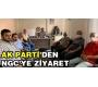AK Parti'den NGC'ye ziyaret